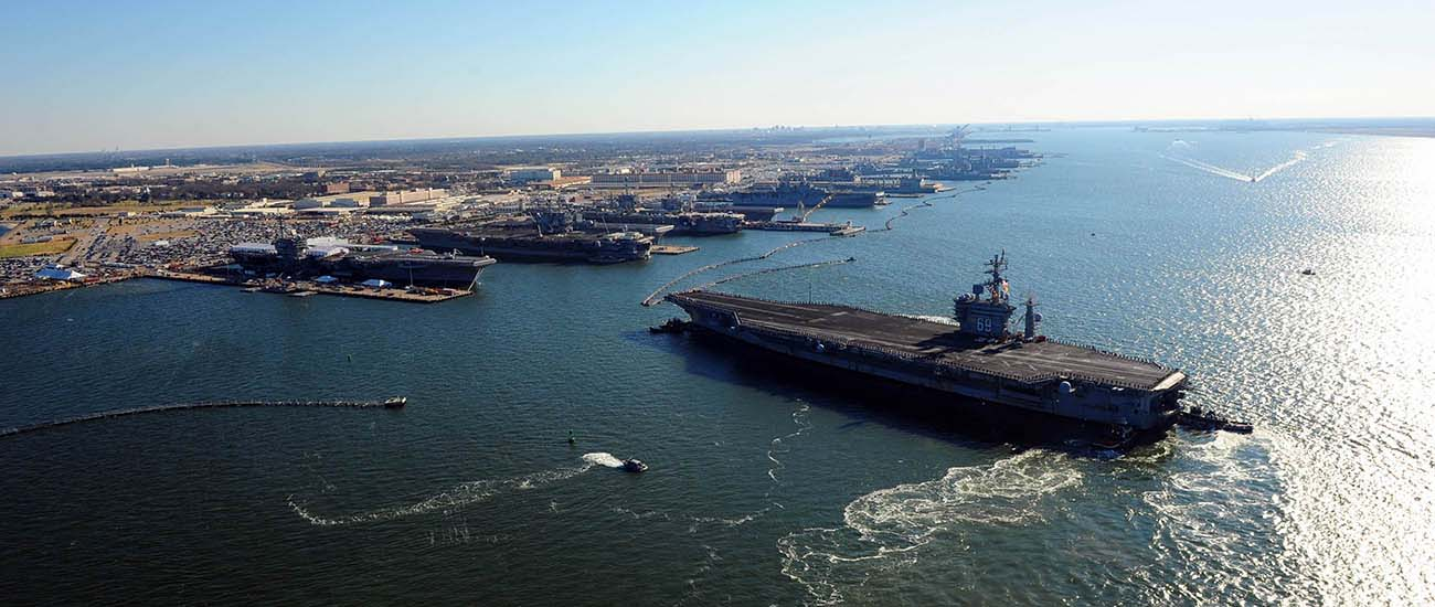 Norfolk, VA © Official U.S. Navy Page/Flickr/CC BY 2.0