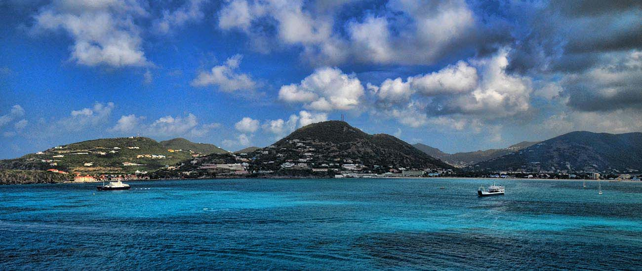 Philipsburg, St. Maarten © Trish Hartmann/Flickr/CC BY 2.0
