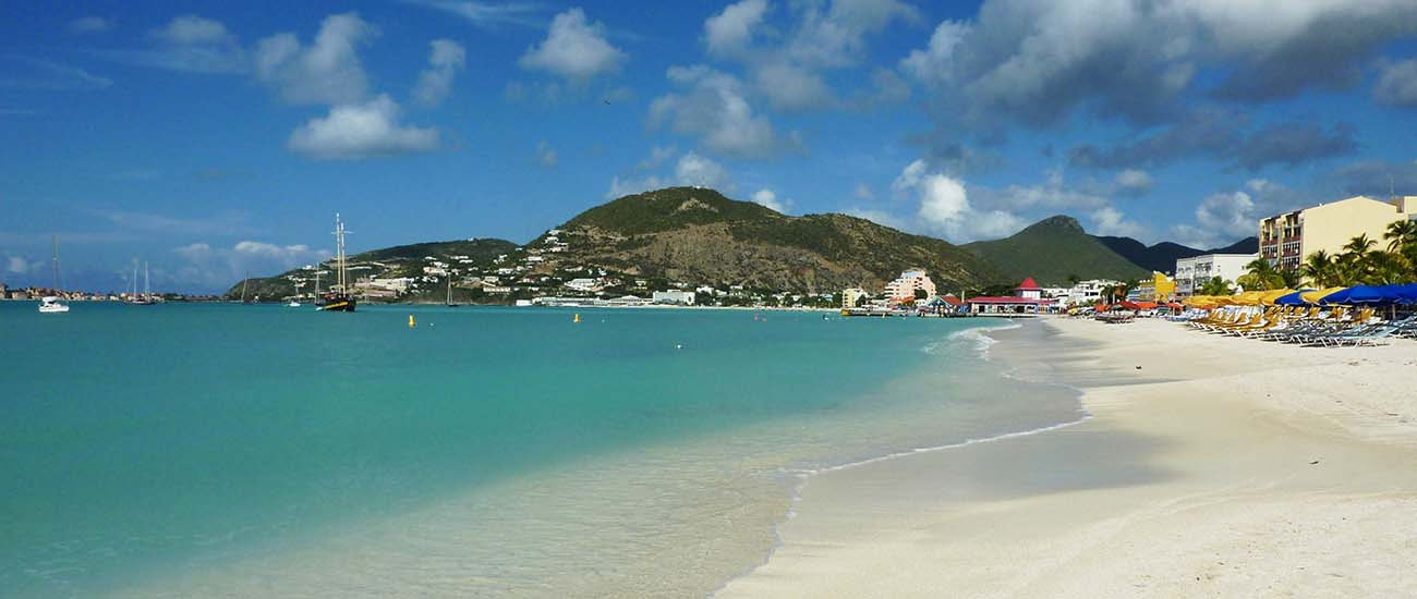 Philipsburg, St. Maarten © superde1uxe/Flickr/CC BY 2.0