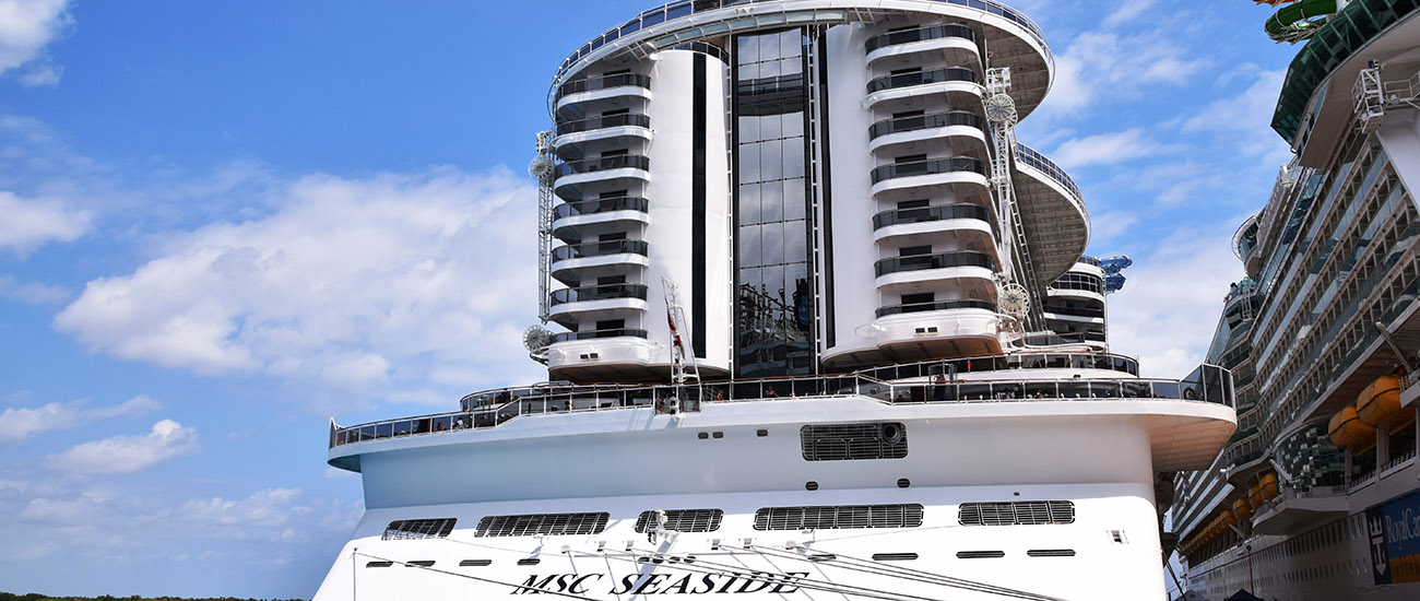 MSC Seaside © Dickelbers/Wiki/CC BY-SA 4.0