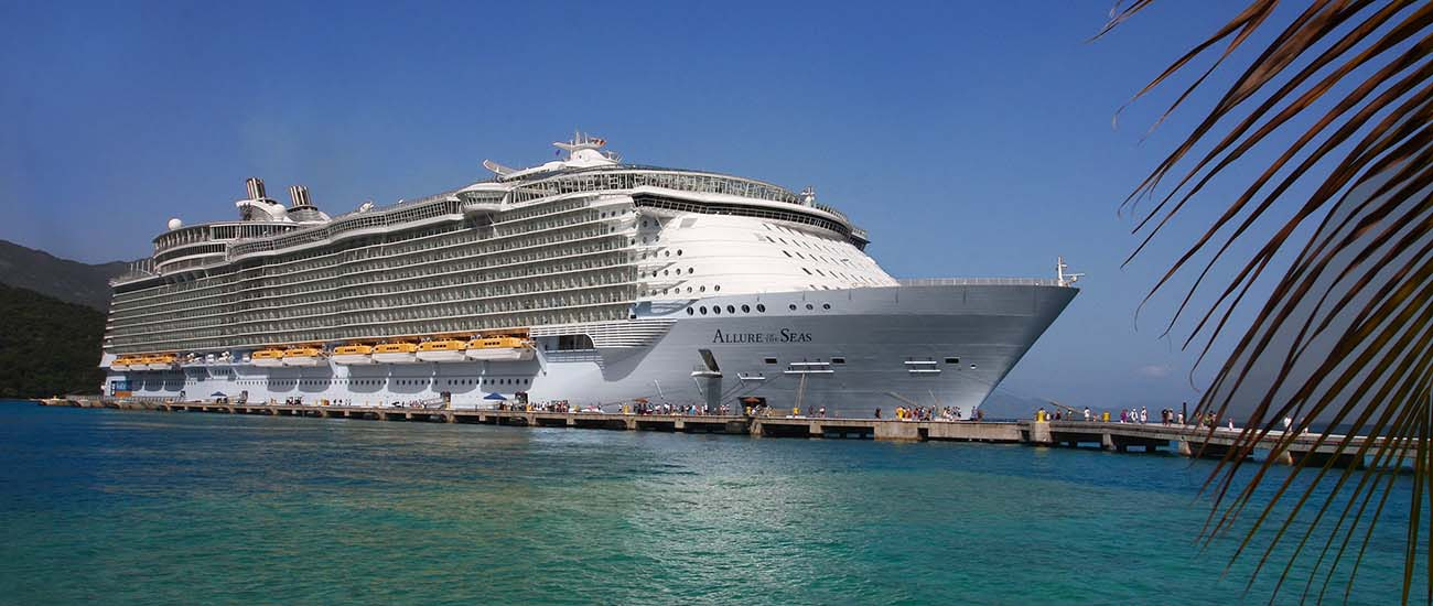Allure of the Seas © Rennett Stowe/Flickr/CC BY 2.0
