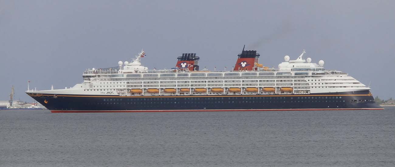 Disney Magic © Pjotr Mahhonin/Wiki/CC BY-SA 4.0