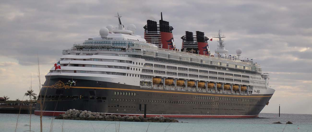 Disney Magic © Robert Simmons/Wiki/CC BY 2.0