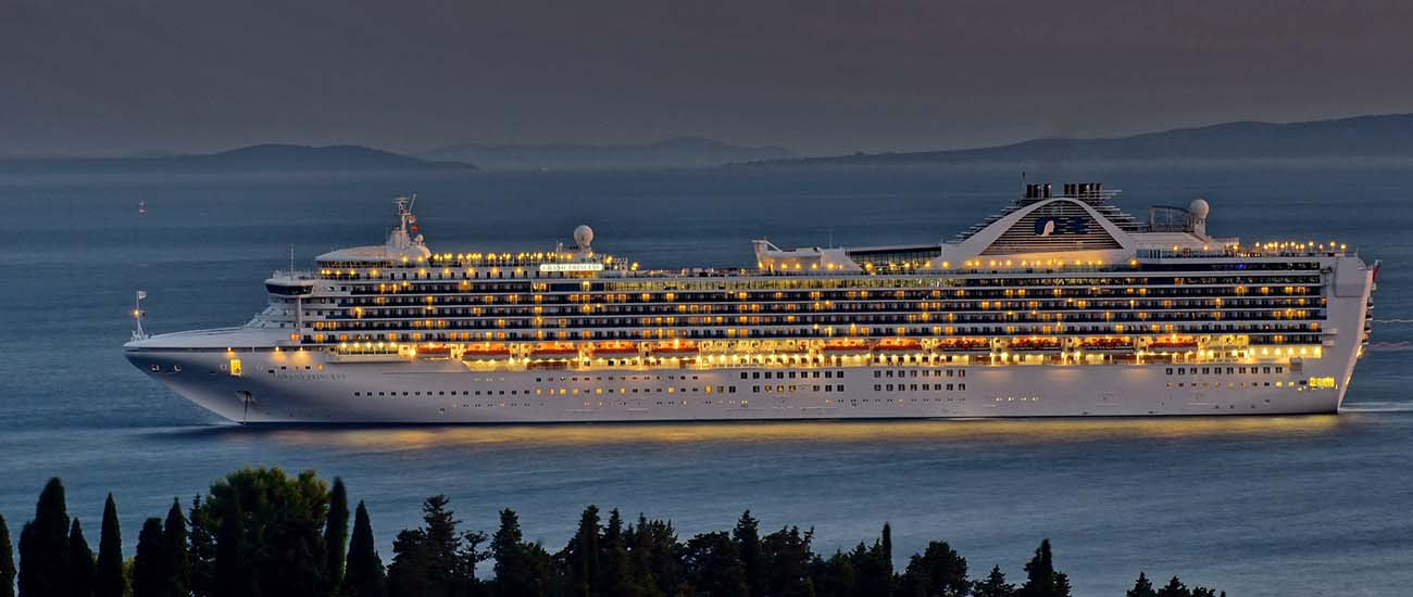 Grand Princess © Ivan T./Wiki/CC BY-SA 3.0