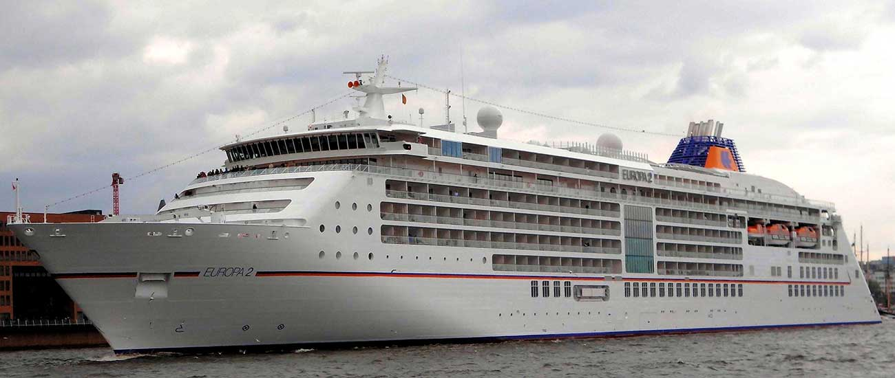 MS Europa 2 © Dr.Karl Heinz Hochhaus / Wiki / CC BY 3.0