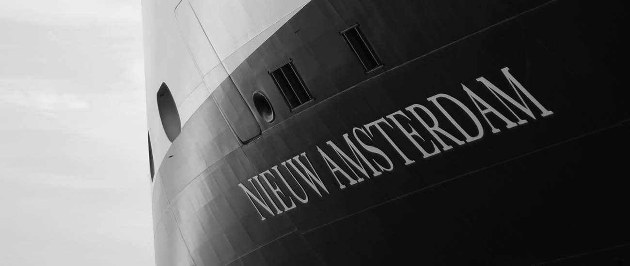 MS Nieuw Amsterdam @ Tommyvos / flickr.com / CC BY 2.0
