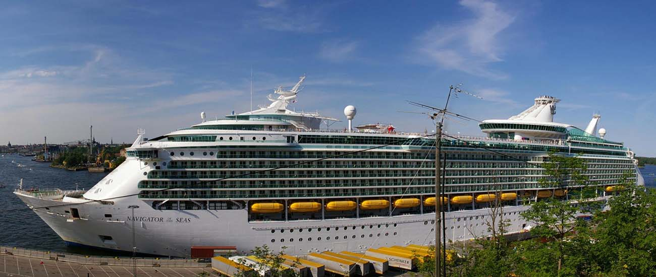 Navigator of the Seas © Hans Kylberg/Flickr/CC BY 2.0