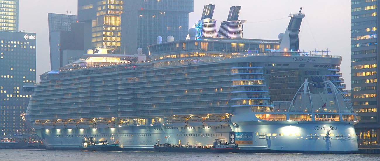 Oasis of seas © kees torn/Flickr/CC BY-SA 2.0
