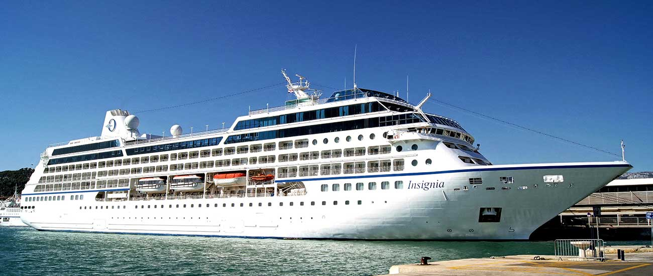 Oceania Cruises - Insignia © Ivan T. / Wiki / CC BY-SA 3.0
