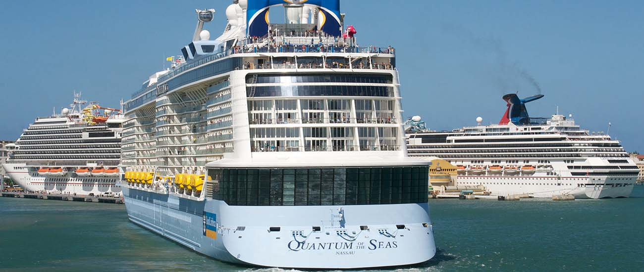 Quantum of the Seas © nathanmac87/Flickr/CC BY 2.0