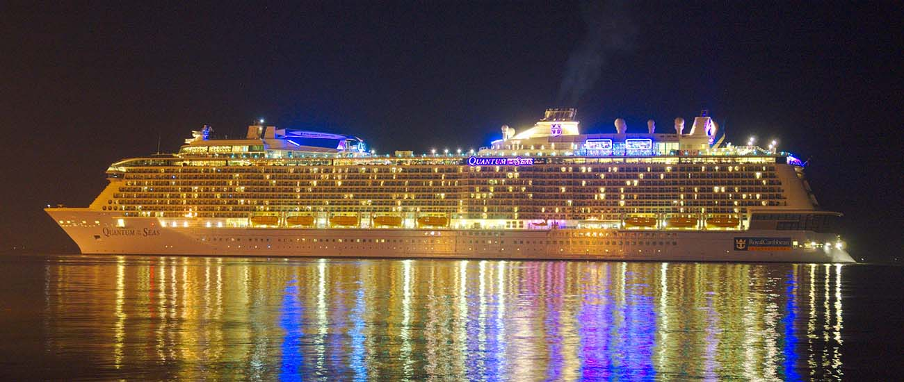 Quantum of the Seas © mstk east/Flickr/CC BY 2.0