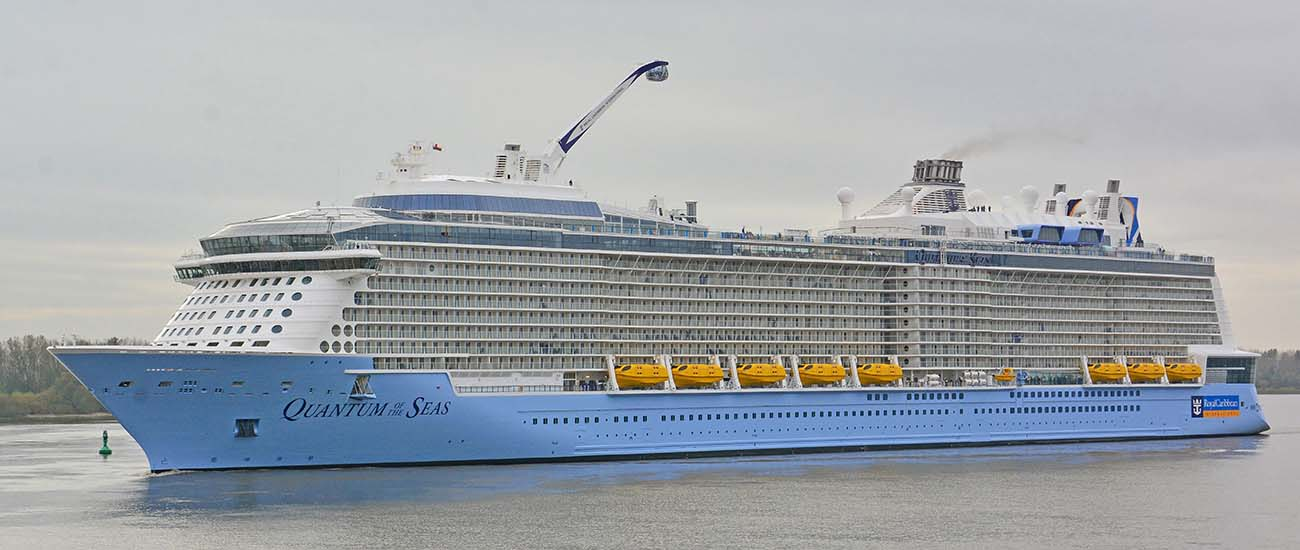Quantum of the Seas © Frank Schwichtenberg/Wiki/CC BY-SA 4.0