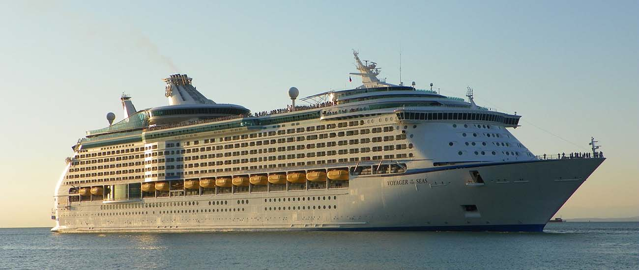 Voyager of the Seas © Kwowt/Wiki/CC BY-SA 3.0