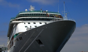 Legend of the Seas Departs on Her Last Cruise
