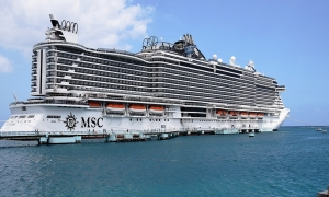 MSC Seaside by Dickelbers/Wiki/CC BY-SA 4.0
