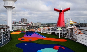 Photo courtesy of Carnival Cruise Line