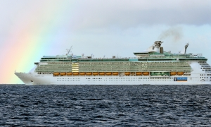 Freedom of the Seas © Prayitno/Flickr/CC BY 2.0