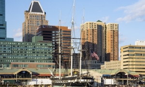 Top-10 Places to Visit in Baltimore, Maryland by CruiseBe