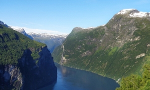 The Norwegian Fjords © Public domain/Pixabay