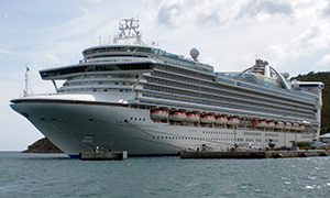 "© <a href=""https://commons.wikimedia.org/wiki/File:Caribbean_Princess_at_St._Thomas,_USVI.jpg"" target=""_blank"" rel=""nofollow"">Yankeesman312/Wikimedia</a>/<a href=""https://creativecommons.org/licenses/by-sa/3.0/deed.en"" target=""_blank"" rel=""nofollow"">CC BY-SA 3.0</a>"