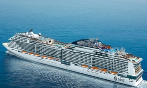 Photo courtesy by MSC Cruises