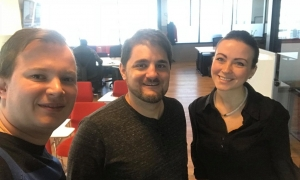 Alex and Marina Shumaiev Gave Interview to Dallas Innovates