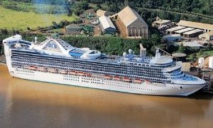 Carnival Splendor Remains In Carnival Fleet, And Golden Princess Joins P&O Australia