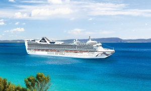 Photo courtesy of P&O Cruises Australia