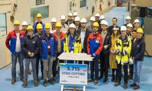 Photo courtesy of Meyer Werft