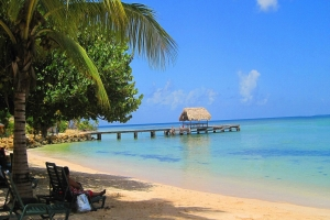 Pigeon Point, Tobago by Kp93/Wiki/CC BY-SA 3.0