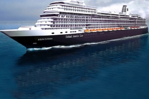 Photo courtesy of Holland America Line