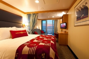 Deluxe Oceanview Stateroom With Verandah