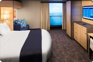 Anthem of the seas accessible interior stateroom with for Anthem of the seas inside cabins