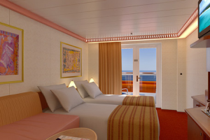 Carnival Miracle Balcony Obstructed Views Room Cruisebe