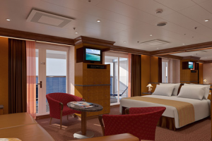carnival miracle balcony room Carnival Miracle Staterooms Cabins Suites Balcony Rooms