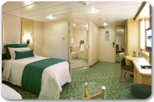Accessible Interior Stateroom. Ship: Mariner of the Seas