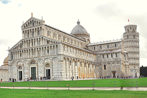 Pisa, Italy cruise port of call
