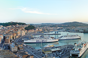 Ancona, Italy cruise port of call