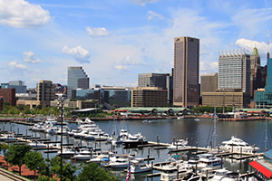 Baltimore, MD, USA cruise port of call