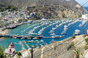 Catalina Island, CA cruise port of call