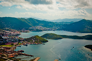 Charlotte Amalie, St. Thomas cruise port of call