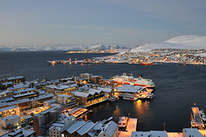 Hammerfest, Norway cruise port of call