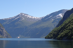 Hellesylt, Norway cruise port of call