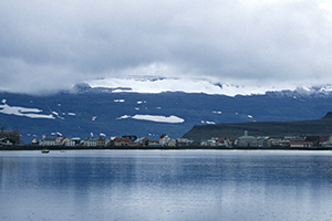 Isafjord, Iceland cruise port of call