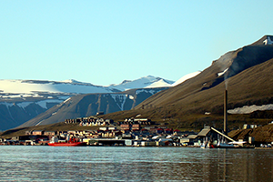 Longyearbyen, Spitzbergen cruise port of call