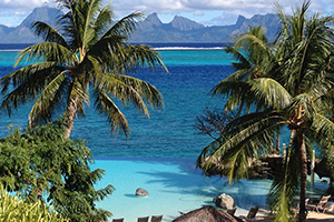Moorea, French Polynesia cruise port of call