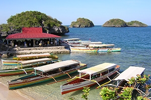 Hundred Islands, Philippines cruise port of call