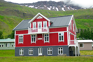 Seydisfjordur, Iceland cruise port of call