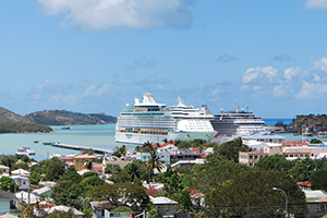 St. John's, Antigua cruise port of call