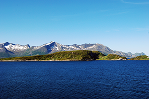 The Arctic Circle, Cruise cruise port of call